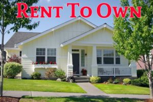 rent to own home free listings